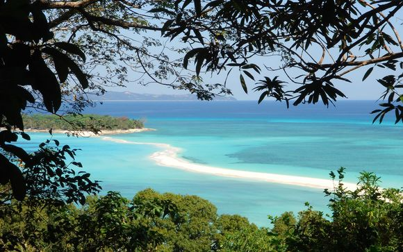 Circuit d'îles en îles dans l'archipel de Nosy Be