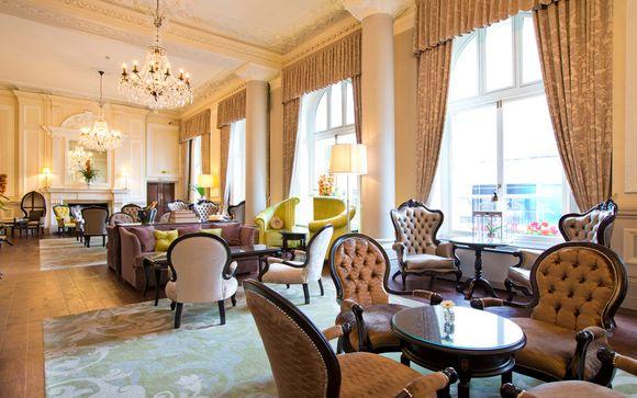 Royaume-Uni Londres - Hôtel The Grosvenor 4* à partir de 94,00 € (94.00 EUR€)
