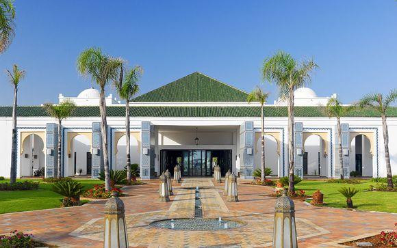 Poussez les portes du Club Coralia Iberostar Saïdia 5*
