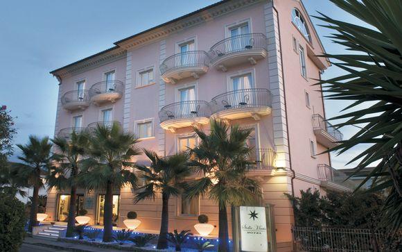 Poussez les portes de l'Hotel Club Stella Maris 4*