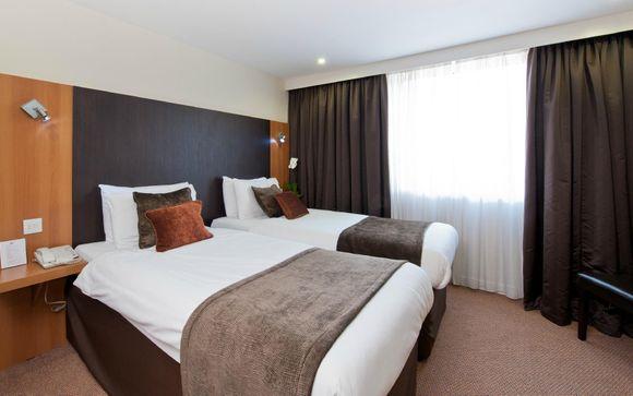 Poussez les portes de votre hôtel The RE London Shoreditch 4*
