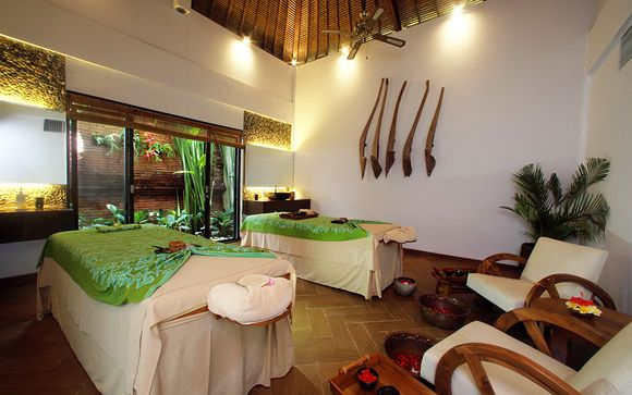 Poussez les portes de l'hôtel Away Bali Legian Camakila 4*