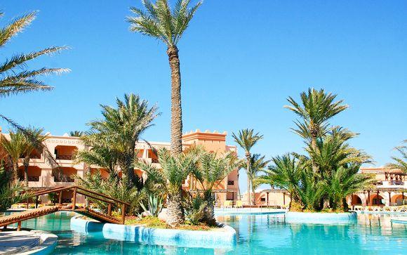 Hôtel Vincci Safira Palms 4*