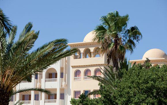 Poussez les portes du Steigenberger Palace Hammamet Marhaba 5*