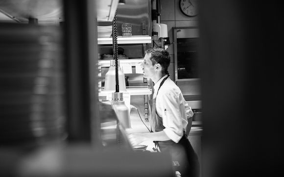 Rencontre avec le Chef et sa cuisine