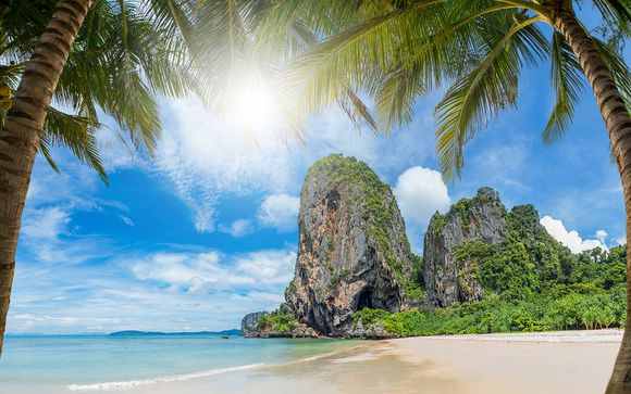 Combiné Grand Sathorn Bangkok et Aonang Fiore Krabi avec vols inclus