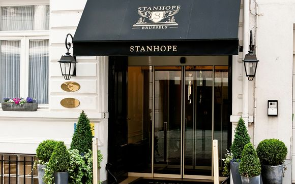 Stanhope Hotel Brussels by Thon Hotels 5*