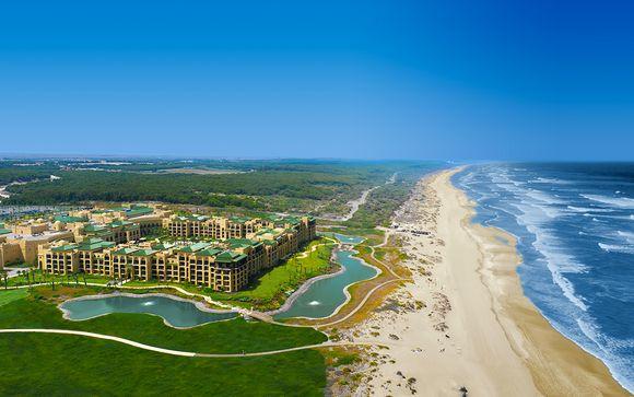 Luxueuse oasis sur la côte