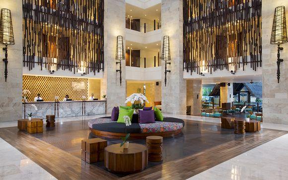 Poussez les portes de votre hôtel Holiday Inn Resort Bali Benoa 5*