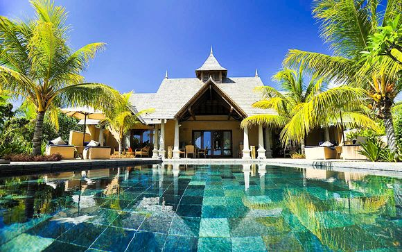 Maradiva Villas Resort et Spa 5* avec séjour possible à Dubaï