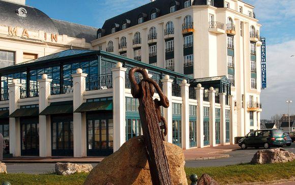 Beach Hôtel Trouville 4*