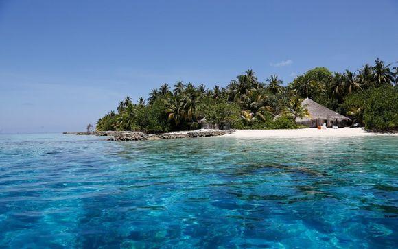 Poussez les portes de votre Nika Island Resort 5*