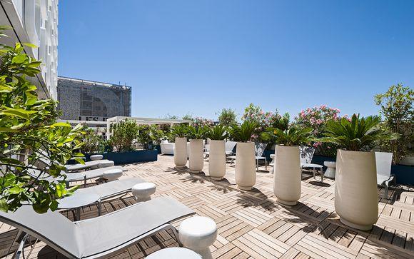 Hôtel Golden Tulip Marseille Euromed 4*