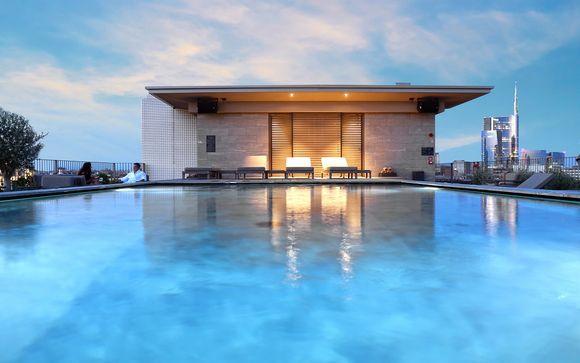 Cocon contemporain avec terrasse panoramique