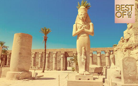 Découvertes pharaoniques sur le Nil