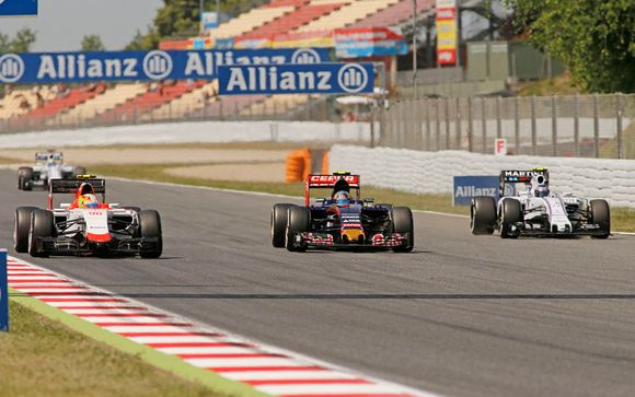 Mettez une option sur le Grand Prix