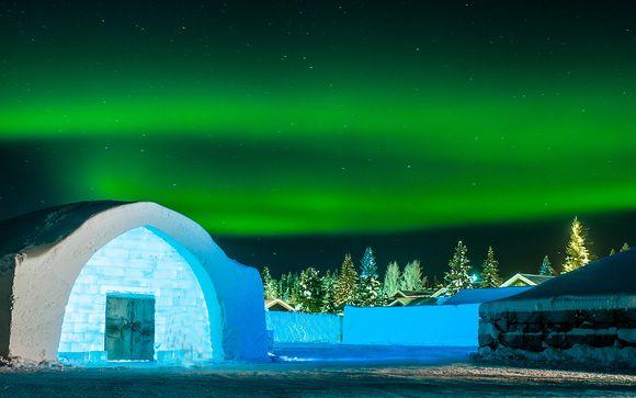 Aventures glacées en Suède