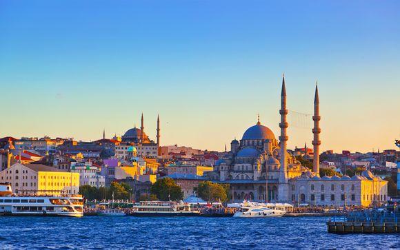 Hôtel DoubleTree by Hilton Istanbul Topkapi 5*
