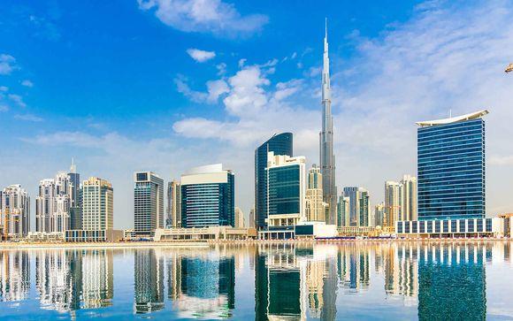 Découverte de Dubaï depuis le M Hotel Downtown 4*