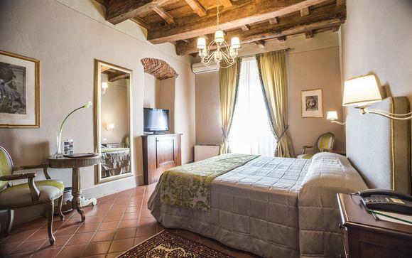 Poussez les portes du Palazzo Leopoldo 4*