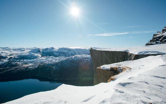 Circuit Western Norway 5 jours/4 nuits en hôtels 4*