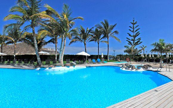 Espagne Mogan - Hôtel Club Coralia Riviera Marina 4* à partir de 560,00 € - Mogan -