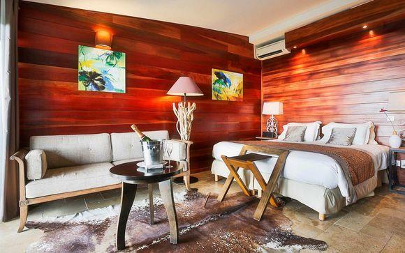 Poussez les portes de l'hôtel Diana Dea Lodge 4* à Sainte-Anne