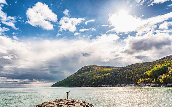Autotour Sous le charme de l'Est Canadien