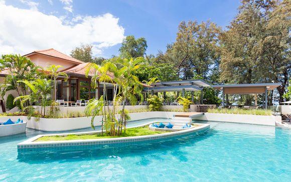 Poussez les portes de l'hôtel Dewa Phuket 5* à Phuket