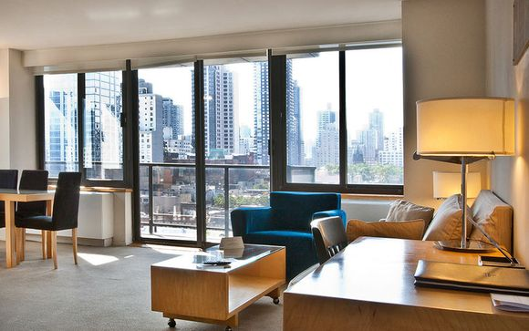 Suite panoramique dans l'Upper East Side - New York -