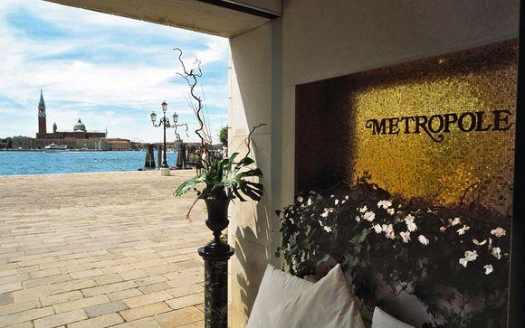 Hôtel Metropole Venice 5*