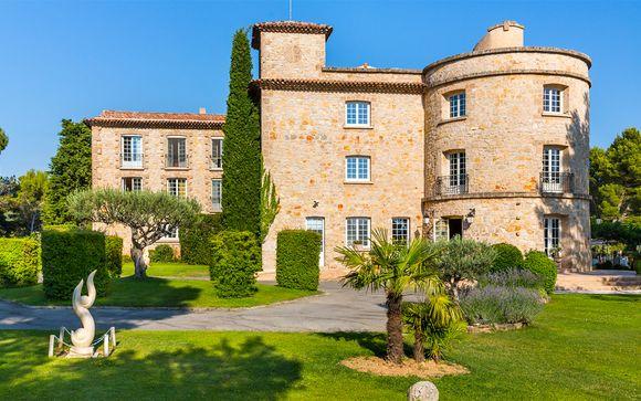 Bastide de Tourtour Hôtel & Spa 4*