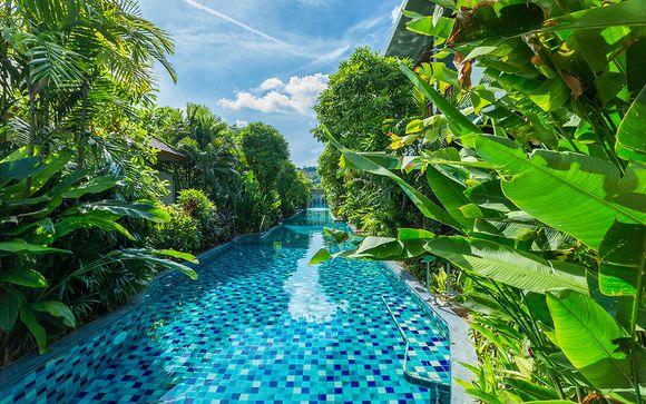 Combin� Siripanna 4*, Century Park 4* et Metadee Resort & Villas 5*