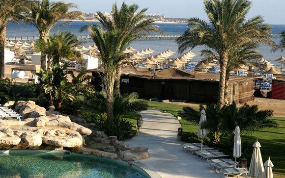 Poussez les portes de l'hôtel Stella Di Mare Beach Resort & Spa 5*