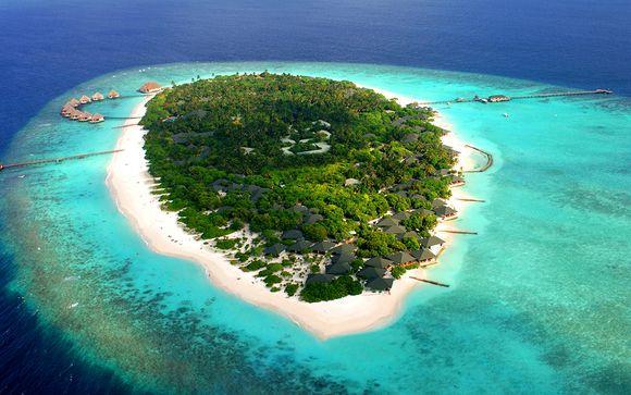 Rêve éveillé dans un havre de paix - Malé -