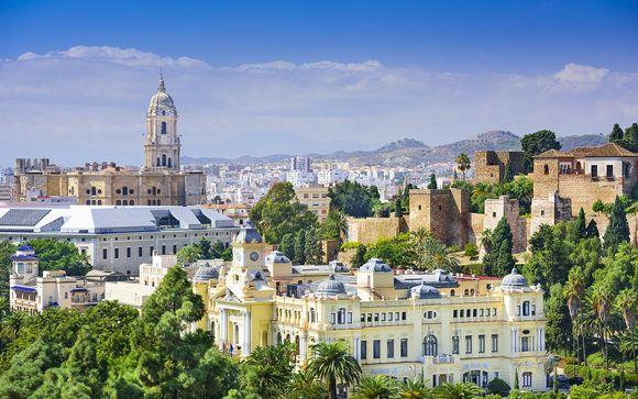 Autotour Les capitales andalouses