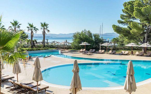 Cet été, à vous l'élégance à deux pas de la mer Adriatique!