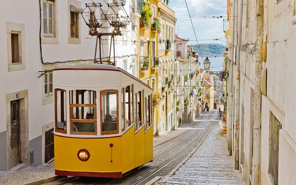 Hôtel Corinthia Lisbonne 5*