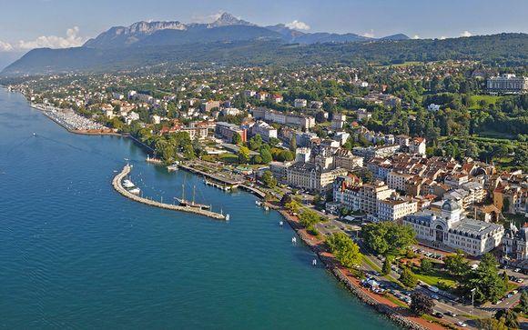 Rendez-vous... à Evian-les-Bains