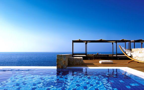 Escapade de luxe face à la mer - Milatos -