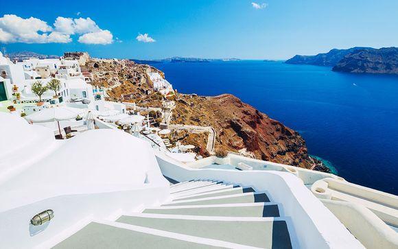 Perdez-vous dans un décor blanc et bleu... - Mykonos -
