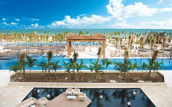 Hôtel Royalton Riviera Cancun 5* avec ou sans circuit Yucatan