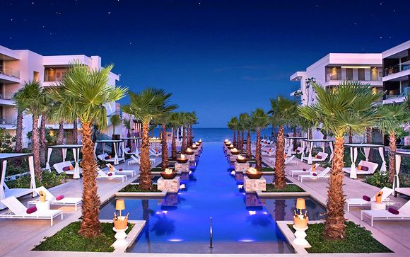 Adresse adult only festive et luxueuse - Cancun -