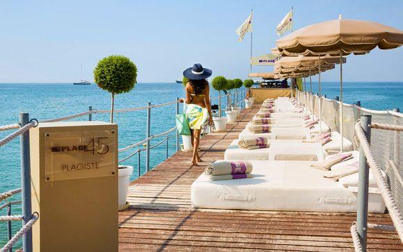 Le Grand Hôtel Cannes 5*