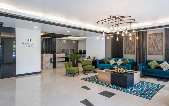 Votre séjour à l'hôtel Wyndham Garden 4* à Quito