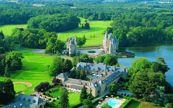 Relais et Château Hôtel et Spa de la Bretesche 5*