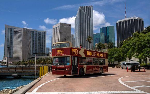 Mettez une option sur l'évasion à Miami