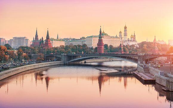 Croisière Splendeurs de Russie - 10 ou 11 nuits
