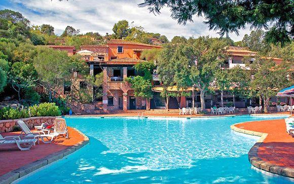 Hôtel Arbatax Borgo Cala Moresca 4*