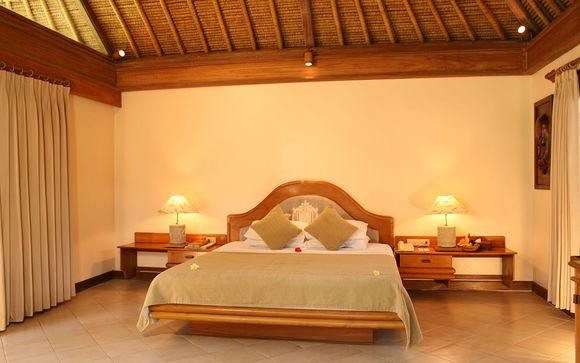 Poussez les portes de l'hôtel Puri Bagus Lovina 4*